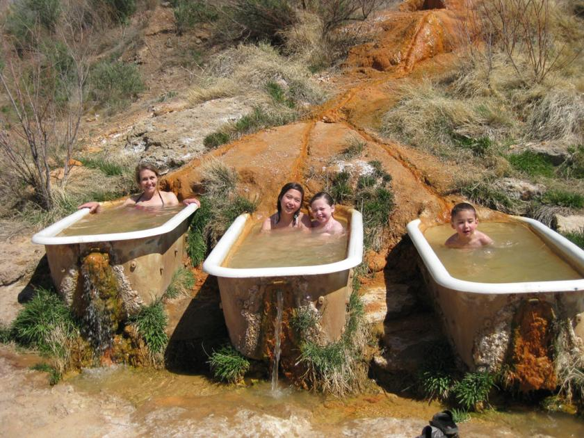 Soak in the hot springs | | heraldextra.com