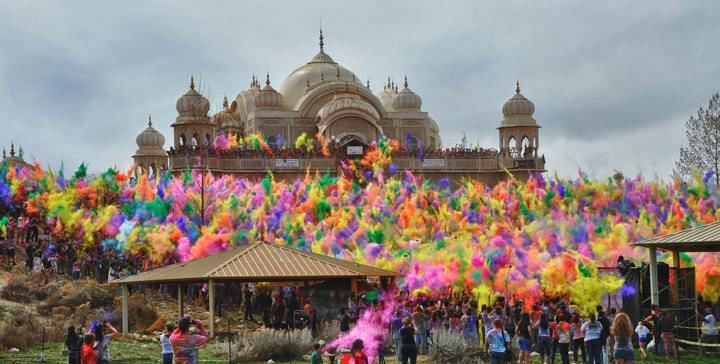 Holi, Festival of Colors Spanish Fork | Things to do in Spanish ...
