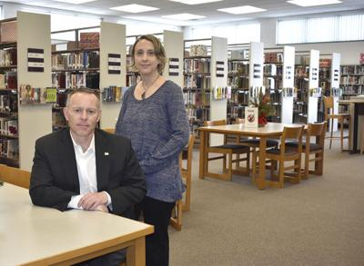 VB District Library welcomes new director