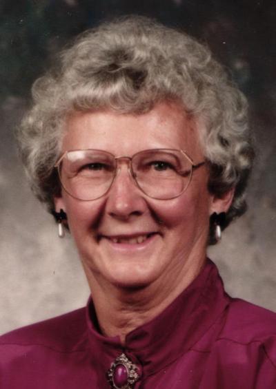 5-23 Dorothy Hartline obit mug
