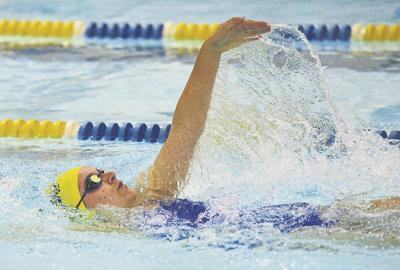 SJ swimmer