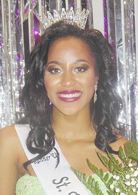 Gabrielle Dilley is Miss St. Joseph 2020