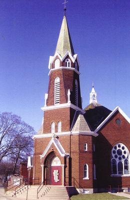 St. Matthew's to celebrate church building's centennial