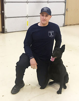 Lincoln Twp. police meet new K-9