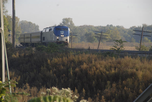 Keeping the Pere Marquette on track