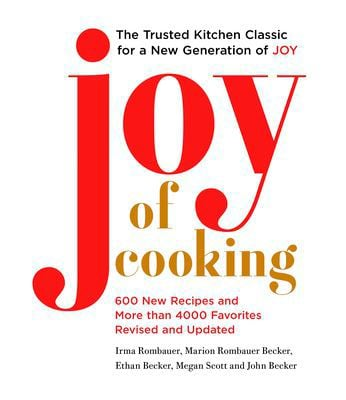 The 'Joy of Cooking'