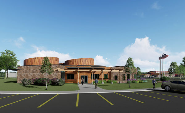 Pokagon Band starts $25M building project