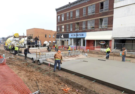 Downtown SH begins new chapter