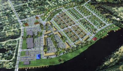 Project pitched for Berrien Hills site