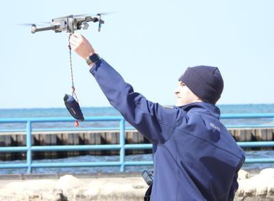 SHAES drone photo