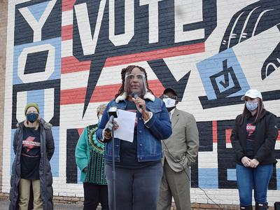 Possible voter intimidation planned