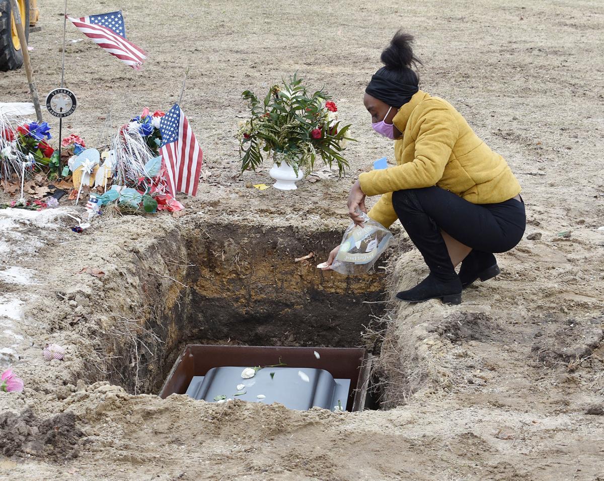 Phillip Napier reburied2