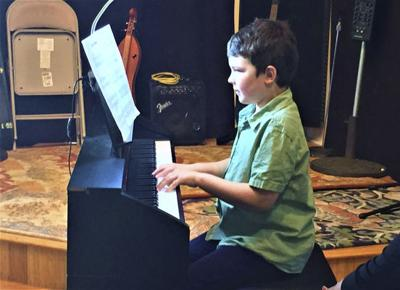 SAM schedules winter recital