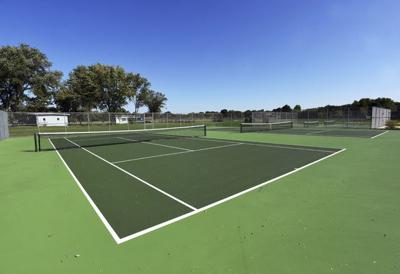 Pickle ball picks up steam in Lincoln Township