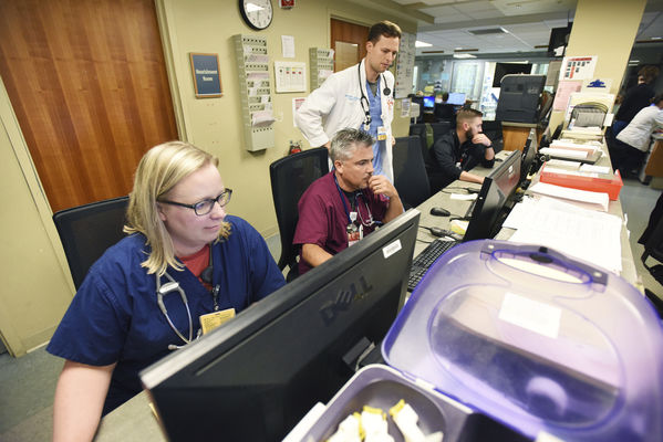 Crisis in the ER