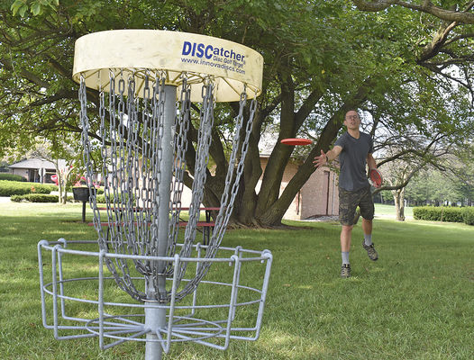 Lake Twp. redesigns disc golf course