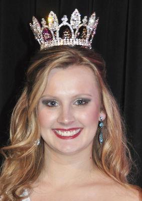 Alyssa Steinke named Miss Stevensville