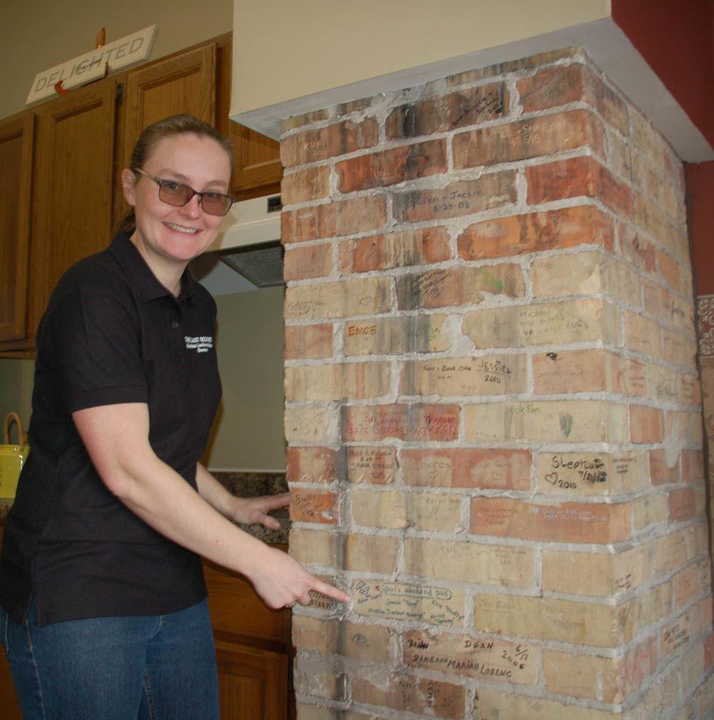 Last Resort chimney