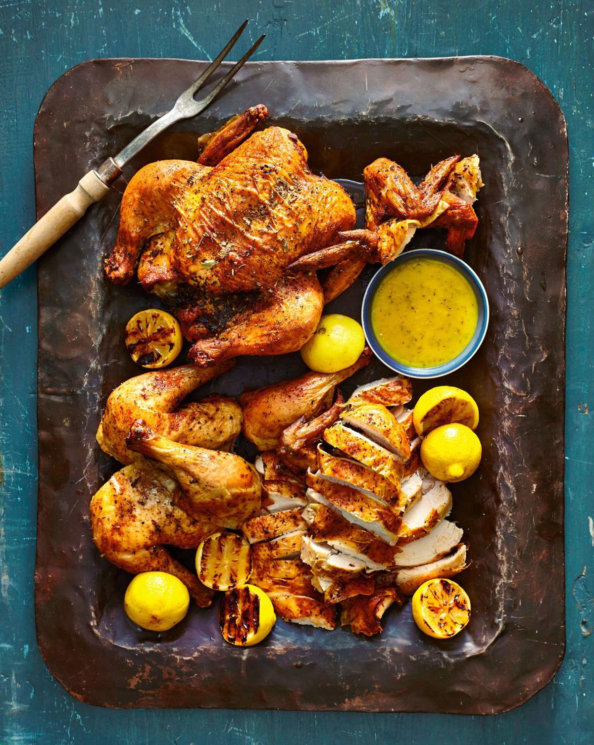 Athenian Chicken