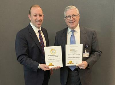 Lakeland Medical Center honored for excellence in maternity care
