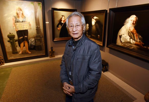 The many faces of Harry Ahn