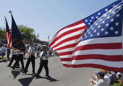 Memorial Day Weekend Parades Services Slated
