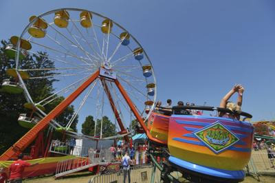 Berrien County Youth Fair schedule