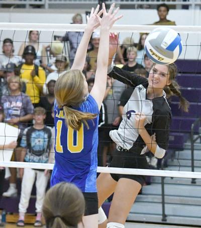 SH volleyball Lucy Ryan
