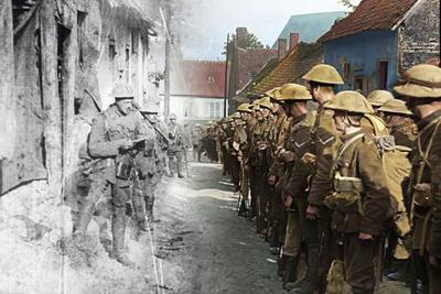 Bringing WWI to life