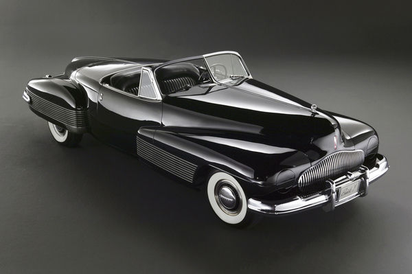 Harley Earl and Virgil Exner: Concept car magicians
