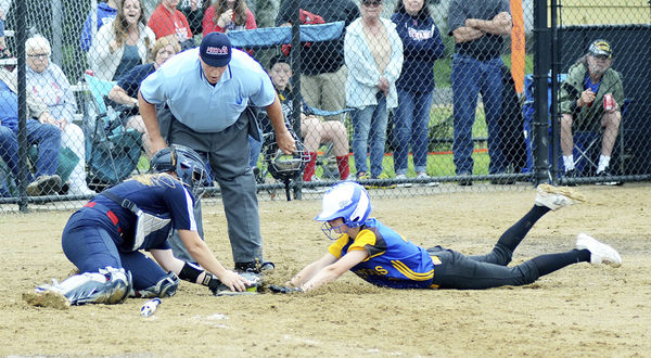 River Valley softball comes up short in regional semifinal