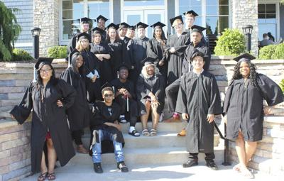 Kinexus celebrates 2019 Bridge Academy graduates