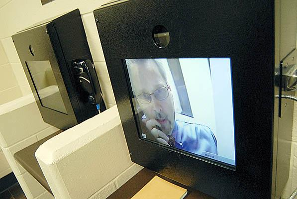 Video visits at Berrien jail | Localnews | heraldpalladium com