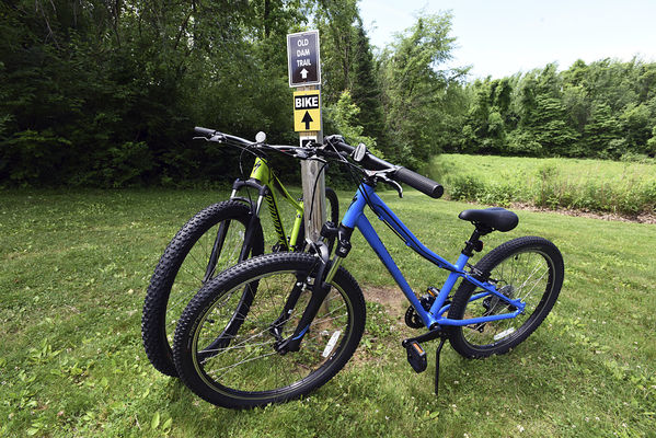 Berrien County Parks receives donations for bikes, beach mat