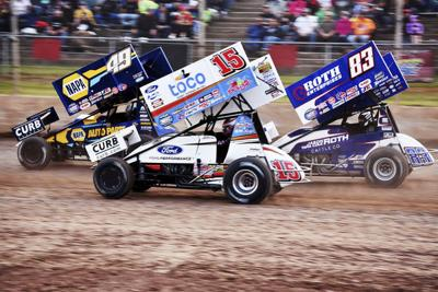 World of Outlaws returns to Hartford Speedway