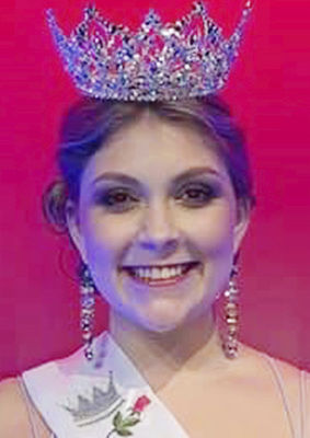 Lilly Trapp crowned Miss Coloma