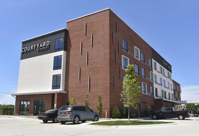 Courtyard hotel opens in Benton Township