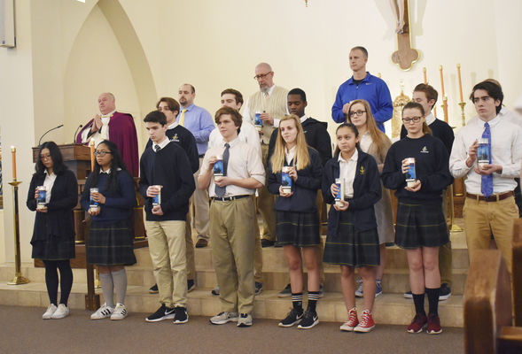 Students At Private High Schools Get Involved Local News