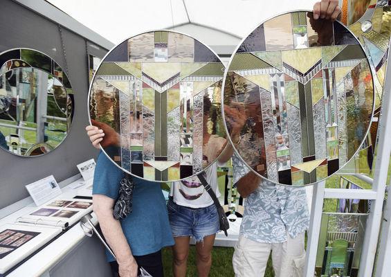 Krasl Art Fair 2020.Krasl Dazzles Art Fair Draws Praise From Artists