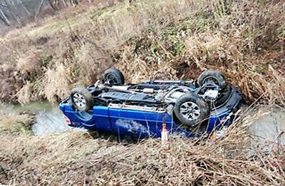 Baroda man saved from drowning after rollover accident