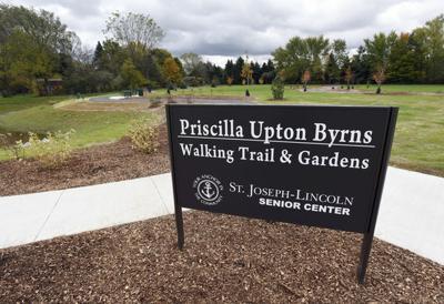 St. Joseph-Lincoln Senior Center offers new walking trail
