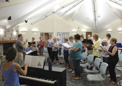 A creative choral community