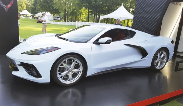 A busy weekend at two Michigan car shows