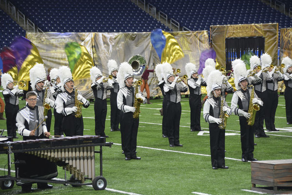 Lakeshore Marching Band picks up 5th straight state win