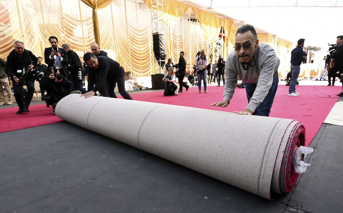 Red Carpet Roll Out