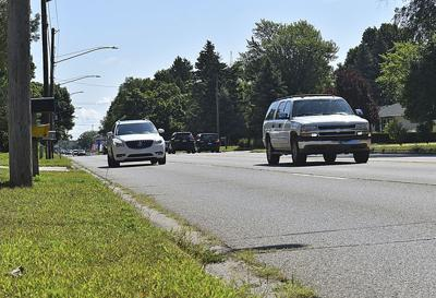 Pedestrian hit Monday on Napier has died