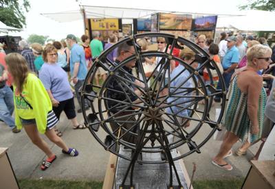Art fair canceled