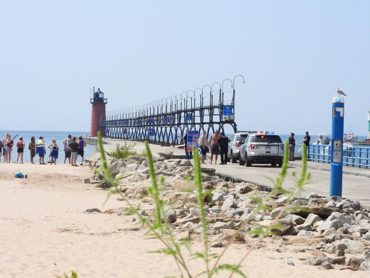 SH south pier shooting site