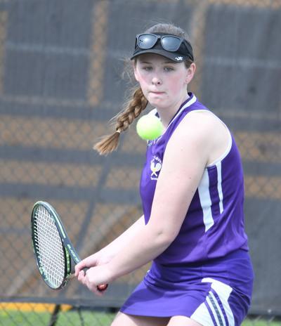 SH tennis Jesse ford