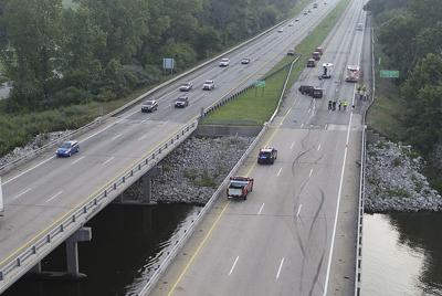 One dead in I-94 crash
